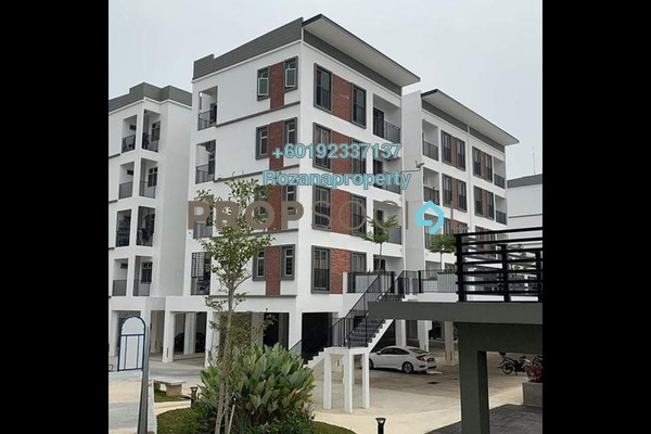 Apartment For Sale in Pajam, Negeri Sembilan Freehold Unfurnished 3R/2B 275k