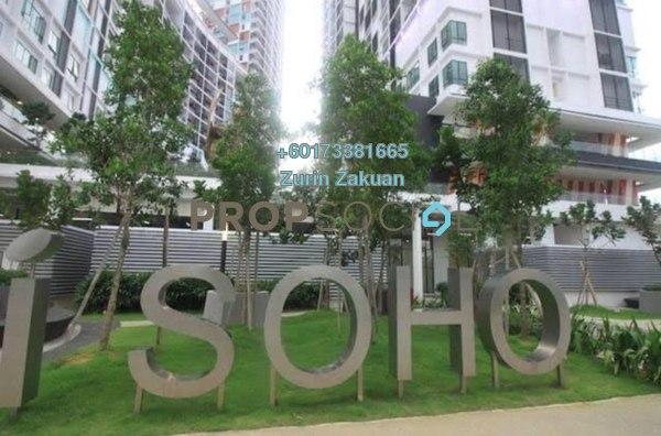 SoHo/Studio For Sale in i-City, Shah Alam Freehold Semi Furnished 1R/1B 345k