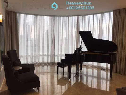 Villa For Sale in The Oval, KLCC Freehold Unfurnished 3R/5B 4.52m