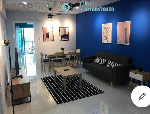 Condominium For Rent in Summer Suites, KLCC Freehold Fully Furnished 2R/2B 3.5k