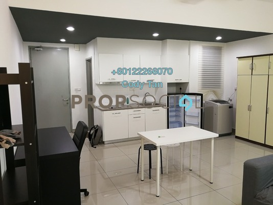 Serviced Residence For Rent in CyberSquare, Cyberjaya Freehold Fully Furnished 1R/1B 800translationmissing:en.pricing.unit