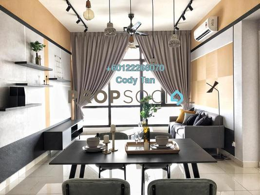 Condominium For Rent in The Park Sky Residence @ Bukit Jalil City, Bukit Jalil Freehold Fully Furnished 2R/2B 2.75k