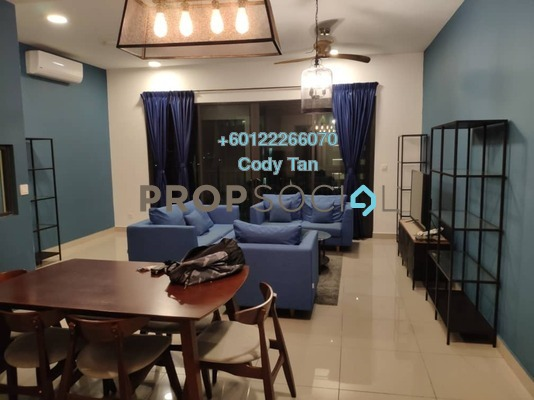 Condominium For Rent in CitiZen, Old Klang Road Freehold Fully Furnished 3R/3B 2.4k