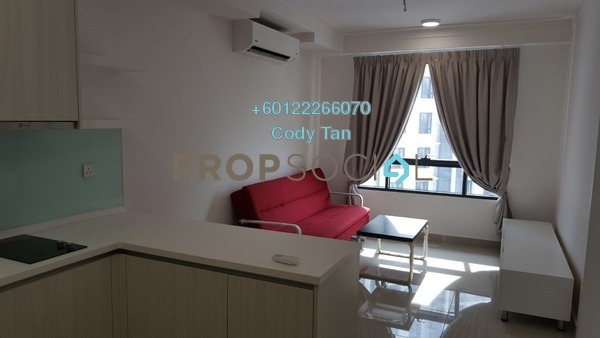 Serviced Residence For Rent in Solstice @ Pan'gaea, Cyberjaya Freehold Fully Furnished 1R/1B 1k