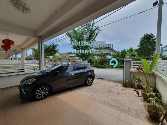 Terrace For Sale in Taman Puncak Saujana, Kajang Freehold Semi Furnished 4R/4B 630k