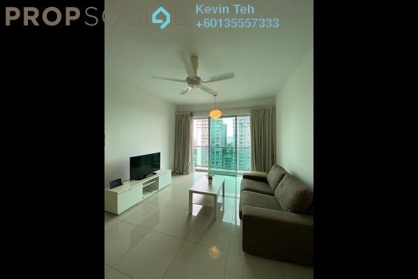 Condominium For Sale in Solaris Dutamas, Dutamas Freehold Fully Furnished 2R/2B 930k
