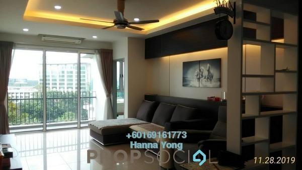 Condominium For Sale in Zenith Residences, Kelana Jaya Leasehold Fully Furnished 3R/2B 660k