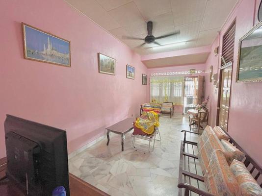 Terrace For Sale in Taman Cempaka Sari 2, Klang Leasehold Unfurnished 3R/1B 330k
