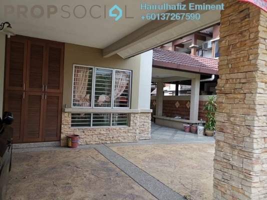 Semi-Detached For Sale in BP2, Bandar Bukit Puchong Freehold Unfurnished 4R/4B 1.2m