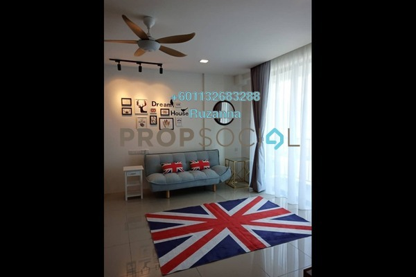 Condominium For Sale in Casa Kayangan, Ipoh Freehold Fully Furnished 3R/2B 348k