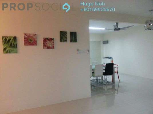 Condominium For Rent in Platinum Lake PV16, Setapak Freehold Semi Furnished 4R/2B 1.9k