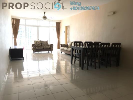 Condominium For Rent in Venice Hill, Batu 9 Cheras Freehold Fully Furnished 3R/2B 1.2k