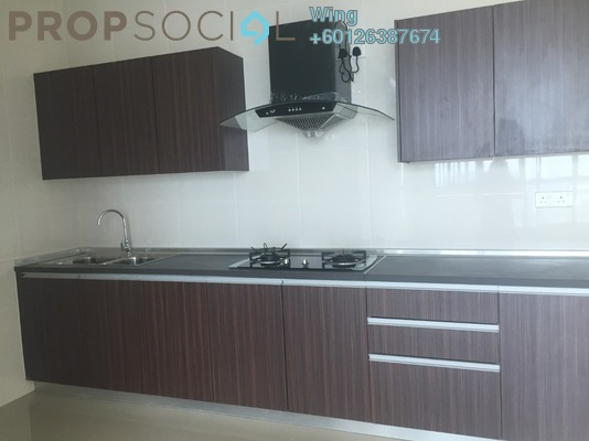 Serviced Residence For Rent in Vista Alam, Shah Alam Freehold Semi Furnished 2R/1B 1.2k