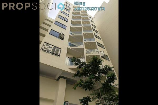 Condominium For Rent in Vim 3, Bandar Menjalara Freehold Semi Furnished 1R/0B 1.2k