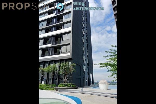 Condominium For Rent in Dream City, Seri Kembangan Freehold Semi Furnished 3R/2B 1.7k