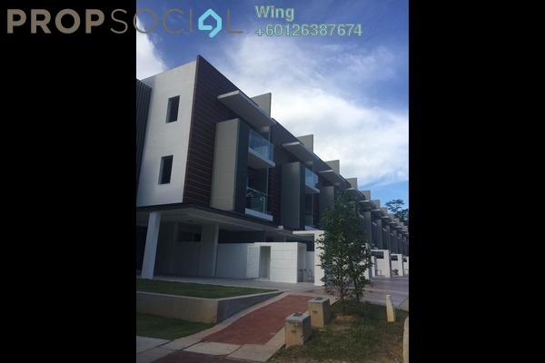 Townhouse For Sale in The Vale @ Sutera Damansara, Damansara Damai Leasehold Unfurnished 4R/4B 950k