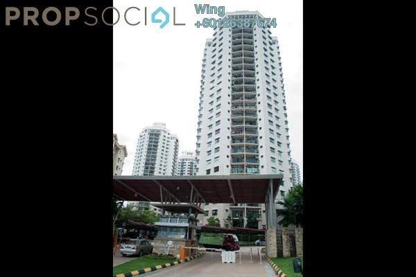Condominium For Rent in Changkat View, Dutamas Freehold Semi Furnished 0R/0B 1.7k