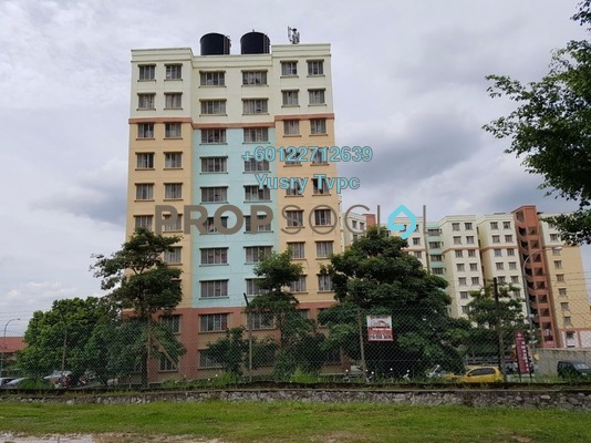 Apartment For Sale in Jati Heights, Putra Nilai Freehold Unfurnished 3R/1B 125k