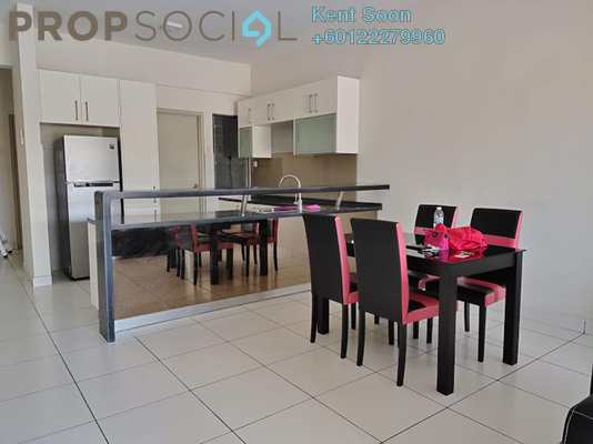 Condominium For Rent in Setia Walk, Pusat Bandar Puchong Freehold Fully Furnished 2R/2B 2.3k