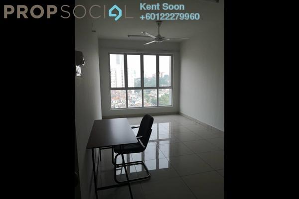 Condominium For Rent in Maxim Residences, Cheras Freehold Semi Furnished 1R/1B 1.4k