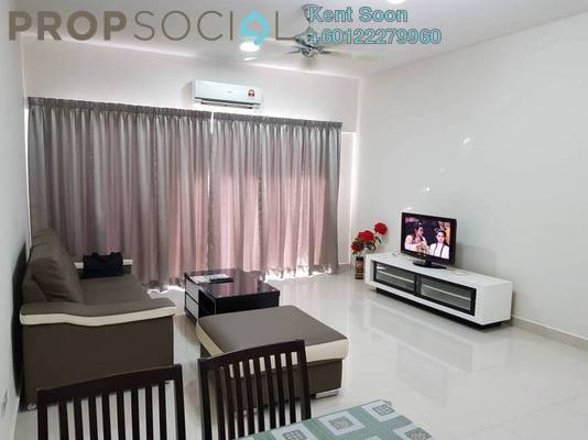 Serviced Residence For Rent in Setia Walk, Pusat Bandar Puchong Freehold Fully Furnished 1R/1B 1.7k