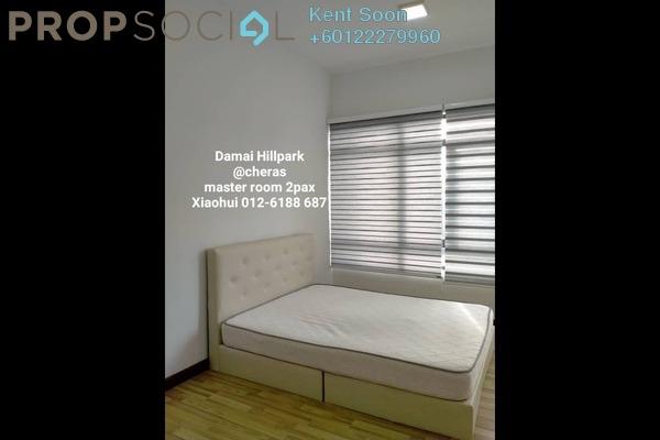 Condominium For Rent in Damai Hillpark, Bandar Damai Perdana Freehold Fully Furnished 1R/1B 870translationmissing:en.pricing.unit