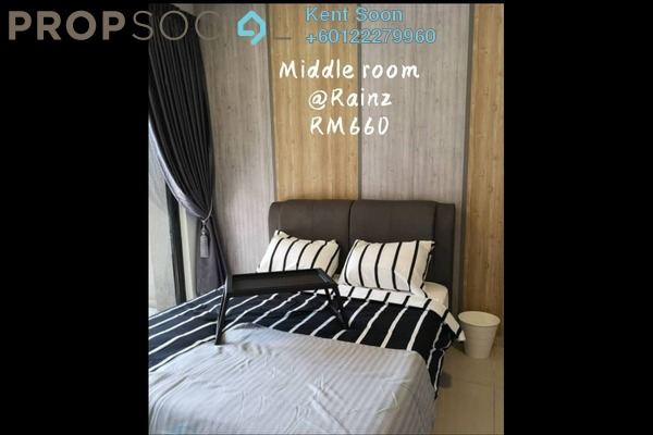 Condominium For Rent in The Rainz, Bukit Jalil Freehold Fully Furnished 1R/1B 660translationmissing:en.pricing.unit