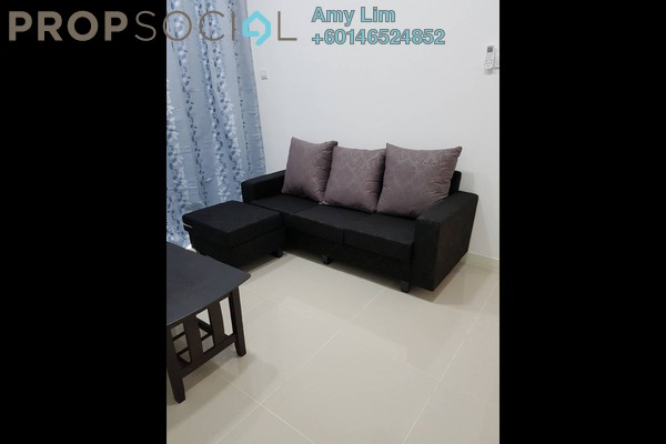 Condominium For Rent in Desa Green Serviced Apartment, Taman Desa Freehold Fully Furnished 3R/2B 1.8k