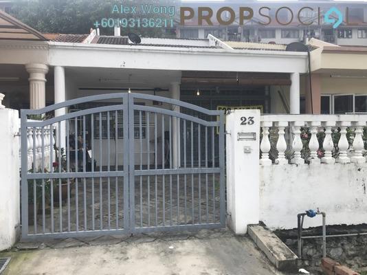 Terrace For Sale in Pandan Perdana, Pandan Indah Freehold Fully Furnished 3R/2B 670k