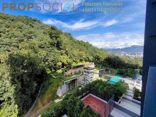 Condominium For Sale in Kaleidoscope, Setiawangsa Freehold Semi Furnished 3R/2B 720k