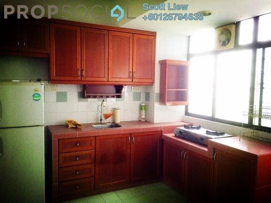 Condominium For Sale in Prisma Perdana, Cheras Freehold Semi Furnished 3R/2B 355k