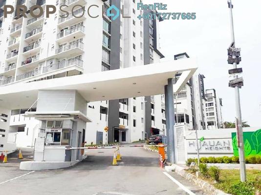 Condominium For Sale in Hijauan Heights, Kajang Freehold Unfurnished 3R/2B 335k