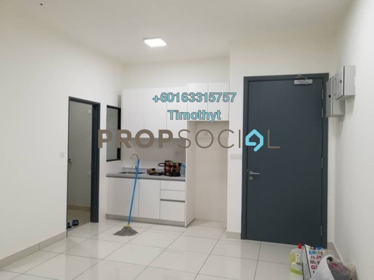 Condominium For Rent in The Link 2 @ Bukit Jalil, Bukit Jalil Freehold Semi Furnished 1R/1B 1.5k