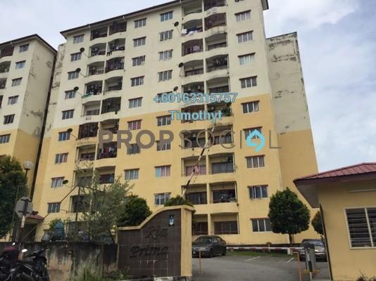 Condominium For Rent in Ria Prima, Kajang Freehold Unfurnished 3R/2B 800translationmissing:en.pricing.unit