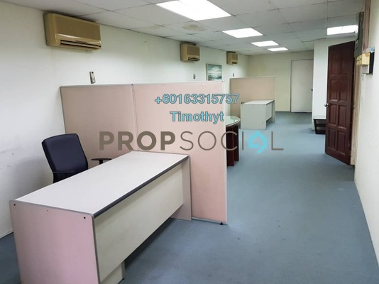Office For Rent in Taman Sri Gombak, Batu Caves Freehold Fully Furnished 2R/2B 1.6k