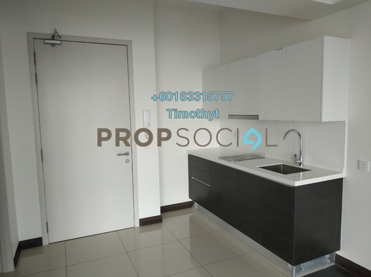 Condominium For Rent in 28 Boulevard, Pandan Perdana Freehold Semi Furnished 0R/1B 1.3k