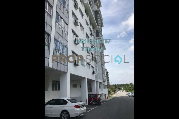 Apartment For Rent in Tiara East, Semenyih Freehold Fully Furnished 3R/2B 1k