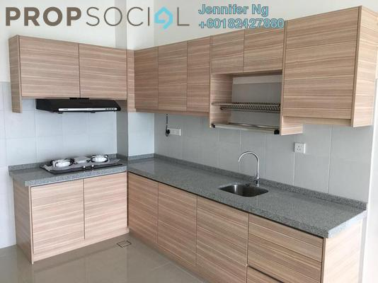 Serviced Residence For Sale in Desa Green Serviced Apartment, Taman Desa Freehold Semi Furnished 2R/2B 488k