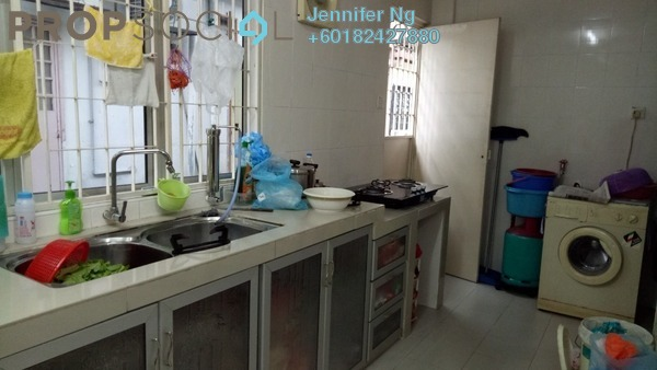 Terrace For Sale in PJS 10, Bandar Sunway Freehold Semi Furnished 4R/3B 610k
