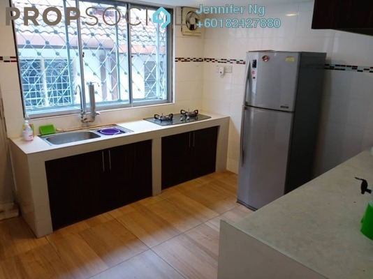 Terrace For Rent in SS19, Subang Jaya Freehold Semi Furnished 2R/2B 1.3k