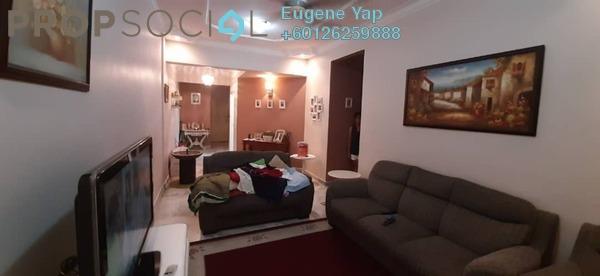 Apartment For Rent in Kestana Condominium, Bandar Menjalara Freehold Semi Furnished 3R/2B 1.4k