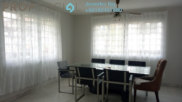 Terrace For Rent in SS18, Subang Jaya Freehold Semi Furnished 4R/3B 2.4k