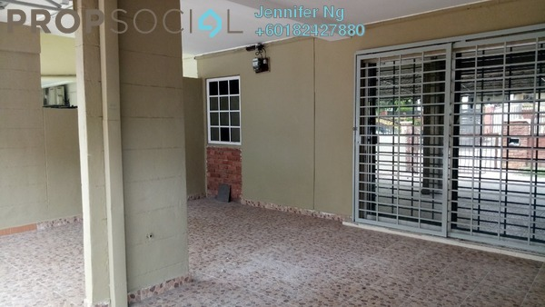 Terrace For Rent in SS18, Subang Jaya Freehold Semi Furnished 4R/3B 1.85k