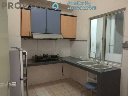 Condominium For Sale in Ridzuan Condominium, Bandar Sunway Freehold Semi Furnished 3R/2B 368k
