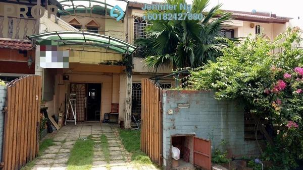 Terrace For Sale in PJS 5, Bandar Sunway Freehold Semi Furnished 4R/3B 535k