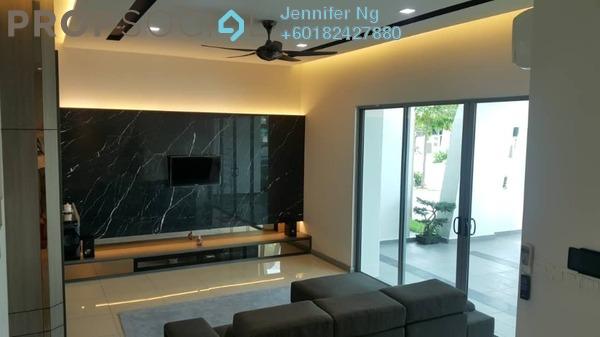 Terrace For Rent in Setia Eco Glades, Cyberjaya Freehold Semi Furnished 4R/4B 3k
