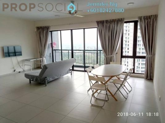 Condominium For Rent in Serin Residency, Cyberjaya Freehold Fully Furnished 3R/2B 1.9k
