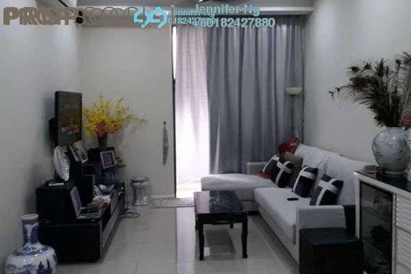 Condominium For Sale in KU Suites, Kemuning Utama Freehold Fully Furnished 3R/2B 680k