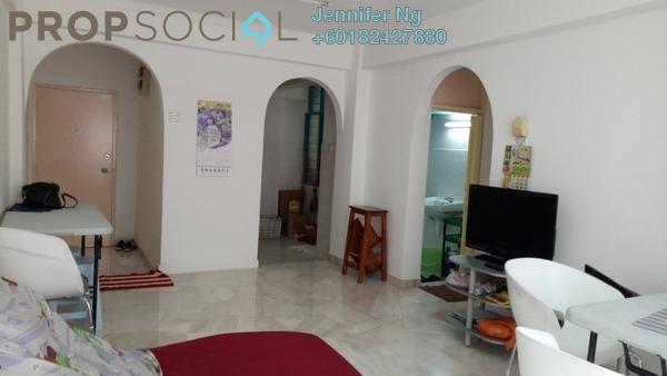 Apartment For Rent in Taman Sri Sentosa, Old Klang Road Freehold Semi Furnished 3R/2B 900translationmissing:en.pricing.unit