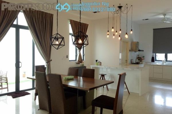Bungalow For Sale in ForestHill Damansara, Bandar Sri Damansara Freehold Semi Furnished 5R/6B 3.8m